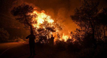 Ο ΣΥΡΙΖΑ – ΠΣ Λάρισα στο πλευρό των πυρόπληκτων