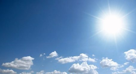 Καιρός: Καλοκαιρινός σήμερα Τρίτη στη Λάρισα – Έρχεται μίνι καύσωνας με 37 βαθμούς Κελσίου!