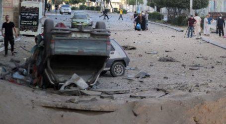 Λωρίδα της Γάζας – Ισραηλινά μαχητικά αεροσκάφη έπληξαν στόχους της Χαμάς