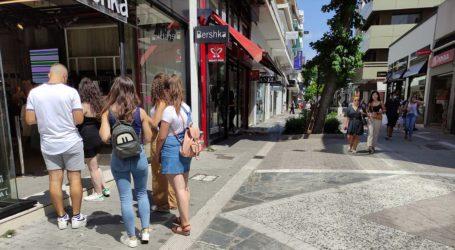 Κορωνοϊός: Στα 93 τα νέα κρούσματα στη Λάρισα, 2.197 στη χώρα – 375 οι διασωληνωμένοι, 39 θάνατοι