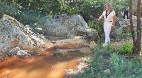 Λιακούλη: «Πλούτος αναξιοποίητος οι Ιαματικές Πηγές του Κόκκινου Νερού»
