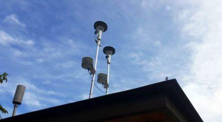 Οι μετρήσεις του Σταθμού του Υπουργείου Περιβάλλοντος για την ποιότητα της ατμόσφαιρας στον Βόλο