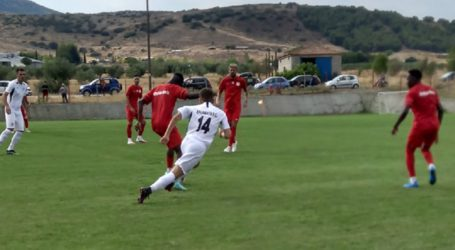Ολυμπιακός Βόλου: Γνώρισε την ήττα με 4-0 από την Καλαμάτα στο πρώτο φιλικό