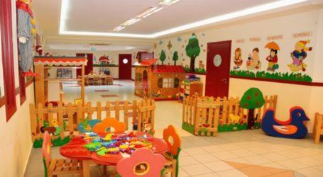 Αγιασμός αύριο Πέμπτη στους Δημοτικούς Παιδικούς Σταθμούς της Λάρισας
