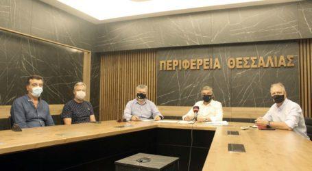 Περιφέρεια Θεσσαλίας: Ολοκληρωμένο σύστημα τηλε-ελέγχου και τηλεχειρισμού αποκτά το δίκτυο ύδρευσης του Δήμου Αγιάς