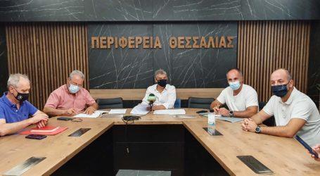 """Περιφέρεια Θεσσαλίας: Ξεκινούν οι εργασίες για το πανεπιστημιακό Αθλητικό Κέντρο στη """"Γαιόπολις"""" στη Λάρισα"""