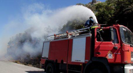 Πυρκαγιές – Αυτές οι περιοχές αντιμετωπίζουν υψηλό κίνδυνο πυρκαγιάς το Σάββατο 28 Αυγούστου