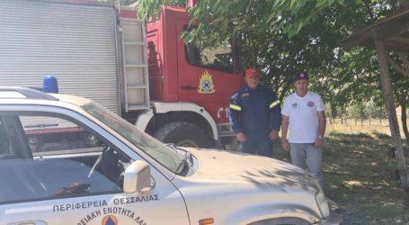 Λάρισα: Καθολική απαγόρευση κυκλοφορίας σε δάση-άλση στη Θεσσαλία – Αυστηρά τα πρόστιμα