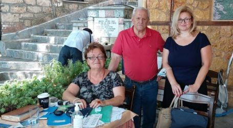 Εθελοντές Αιμοδότες Ραψάνης: Έδωσαν ηχηρό μήνυμα ανθρωπιάς και αλληλεγγύης