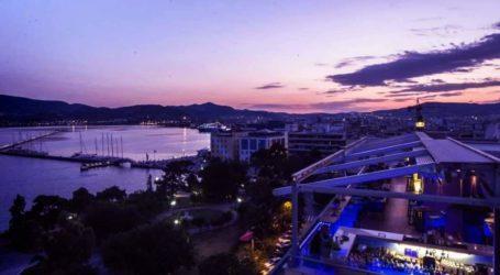 Απολαύστε ξεχωριστές βραδιές στο Roof Garden του Park Hotel