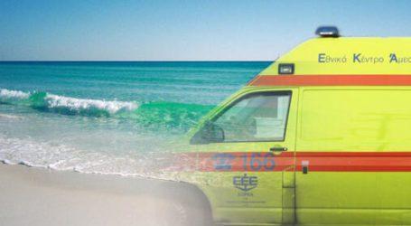 Τροχαίο στον Αγιόκαμπο: Μηχανή συγκρούστηκε με ΙΧ – Τραυματίστηκε σοβαρά 25χρονος στο κεφάλι