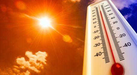 Μαγνησία: Στους 41 βαθμούς σήμερα ο υδράργυρος – Τι να προσέξετε