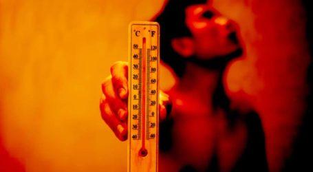 Λάρισα: «Λιώσιμο» με τον υδράργυρο στα …κόκκινα και την Τετάρτη – Δείτε τις θερμοκρασίες στη Θεσσαλία