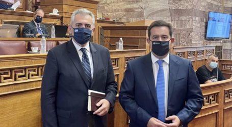 Χαρακόπουλος στη Βουλή: Ανησυχία για εργαλειοποίηση νέων προσφυγικών – μεταναστευτικών ροών