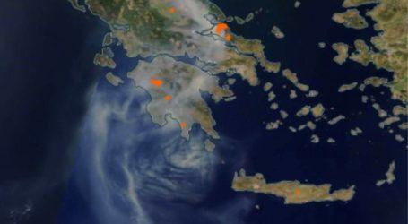 Η Περιφέρεια Θεσσαλίας για την… καπνισμένη ατμόσφαιρα και την οσμή