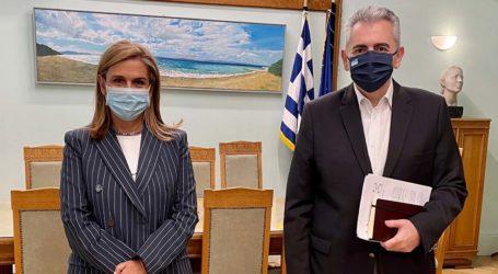 Χαρακόπουλος-Ράπτη: Στο νέο ΕΣΠΑ δομές Alzheimer για Λάρισα
