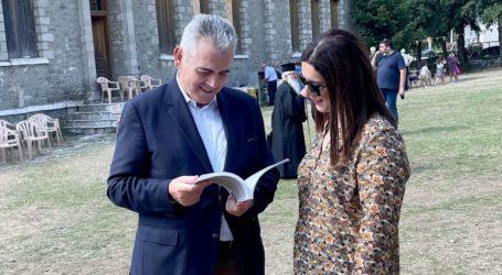 Χαρακόπουλος για «Ψηφίδες Παράδοσης της Σαμαρίνας»: Ο σύγχρονος άνθρωπος κινδυνεύει να καταστεί ανέστιος