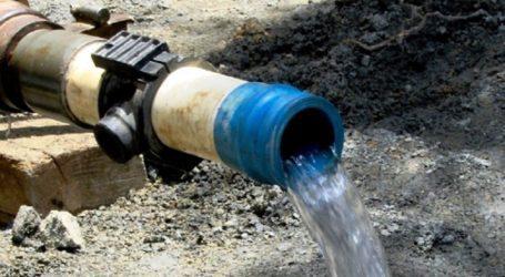 Βλάβες στο δίκτυο ενέργειας και ύδρευσης της Ν. Αγχιάλου – Σοβαρή η ζημιά στον κεντρικό αγώγο