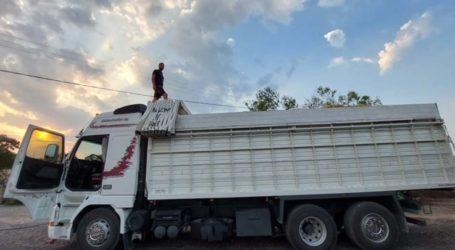 Λάρισα: «Εύβοια ερχόμαστε!» – Απόψε αναχωρεί η βοήθεια από την Τερψιθέα προς τους πυρόπληκτους κτηνοτρόφους