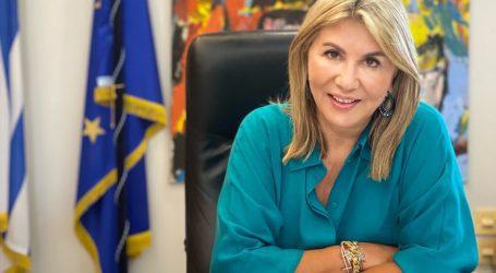 Μήνυμα της Υφυπουργού Παιδείας Ζέττας Μακρή για την έναρξη της σχολικής χρονιάς