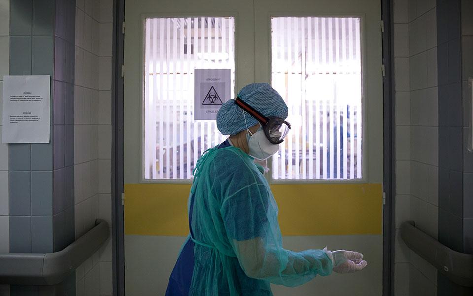 Κορωνοϊός νοσοκομείο Ευαγγελισμός ΙΝΤΙΜΕ
