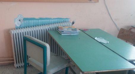 Λουκέτο σε δημοτικό σχολειό σε χωριό του Αλμυρού