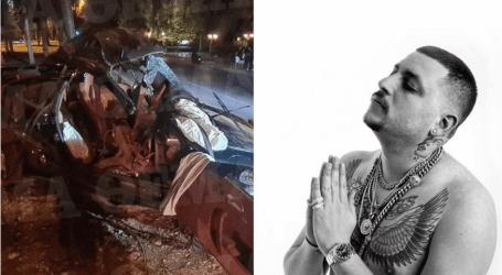 Νεκρός σε τροχαίο ο τράπερ Mad Clip – Εικόνες – σοκ από το δυστύχημα