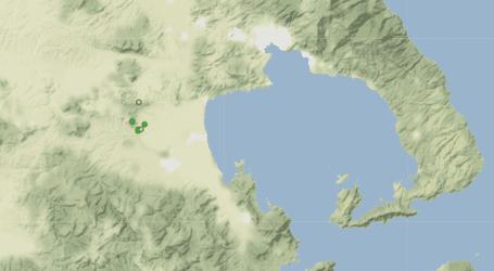 Έξι σεισμοί σε λίγες ώρες στην περιοχή του Αλμυρού [χάρτης]