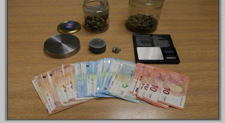 Βόλος: Σύλληψη ημεδαπού με 50 γραμμάρια κάνναβης – Κατασχέθηκαν τα ναρκωτικά και 2.000 ευρώ