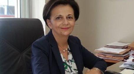 Μαρίνα Χρυσοβελώνη: Μετέφερε το πολιτικό της γραφείο