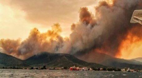 Πολύ υψηλός ο κίνδυνος πυρκαγιάς αύριο στις Σποράδες