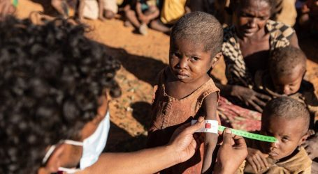 H κλιματική αλλαγή φέρνει πρωτόγνωρο λιμό στη Μαδαγασκάρη