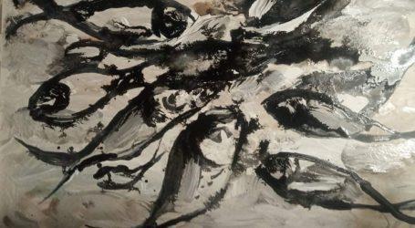 """Έκθεση έργων με τίτλο  """"Θέσις''  από την Τέρρυ Νικολιάδη παρουσιάζονται στο Χώρο Τέχνης  δ. στο Βόλο"""
