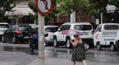 Άστατος ο καιρός σήμερα Τετάρτη στη Λάρισα – Δείτε την πρόγνωση των επόμενων ημερών