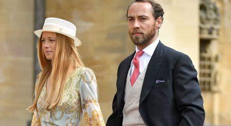 James Middleton: Ο αδερφός της Kate Middleton παντρεύτηκε την εκλεκτή της καρδιάς του