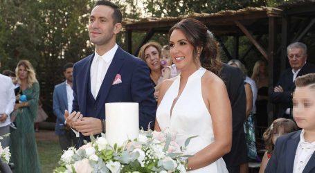 Μάρτζυ Λαζάρου-Τάσος Παπαπέτρου: Όσα έγιναν στον γάμο και τη βάφτιση της κόρης τους!