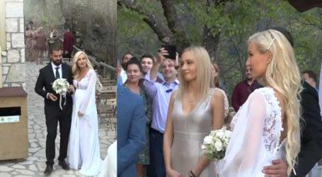 Τζούλια Νόβα- Μιχάλης Βιτζηλαίος: Παντρεύτηκαν με πολιτικό γάμο λίγο πριν γίνουν γονείς