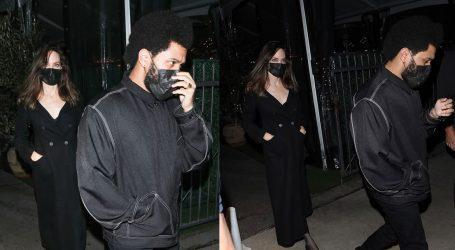 Οι νέες κοινές φωτογραφίες της Angelina Jolie με τον Weeknd που φουντώνουν τις φήμες περί σχέσης