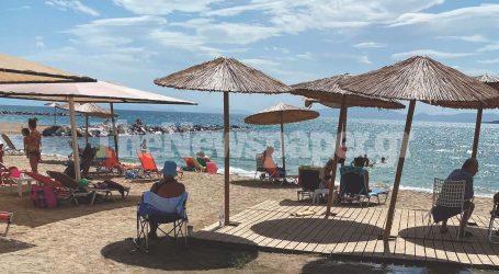 Βόλος: Καλοκαίρι στο τέλος του Σεπτέμβρη – Ανάσες δροσιάς στις παραλίες για τους Βολιώτες [εικόνες]