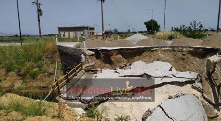 Β. Τσιάκος στο Δ.Σ.: Εκτός παρεμβάσεων ΤΕΡΝΑ η γέφυρα Μυρίνης