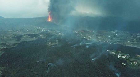 Έλληνας ηφαιστειολόγος παρακολουθεί το ηφαίστειο στη Λα Πάλμα