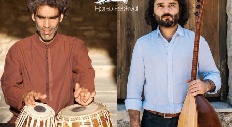 Rhythmodal στις 4 Σεπτεμβρίου στο Χόρτο