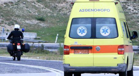 Νεκρός στην άσφαλτο 58χρονος – Το τραγικό τροχαίο στο Βελεστίνο