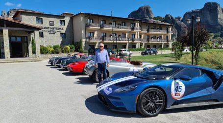 Θρύλοι του αυτοκινήτου από τη Γαλλία… στο Grand Meteora Hotel (εικόνες)