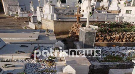 Αμαλιάδα – Γυναίκα βρέθηκε νεκρή σε νεκροταφείο – Το τραγικό παιχνίδι της μοίρας