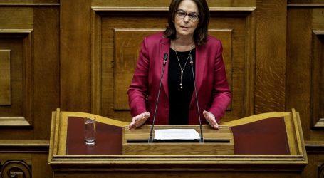 Κ. Παπανάτσιου: Η Κυβέρνηση της ΝΔ υλοποιεί μια θατσερικού τύπου πολιτική, όπου το άτομο υπερισχύει του συλλογικού κοινωνικού οφέλους