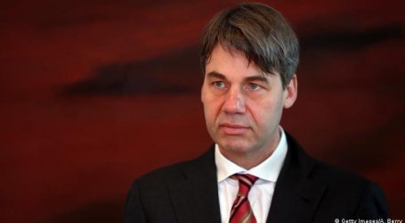 Πέθανε ο Γιαν Χέκερ λίγες μέρες αφού ανέλαβε πρεσβευτής της Γερμανίας στην Κίνα