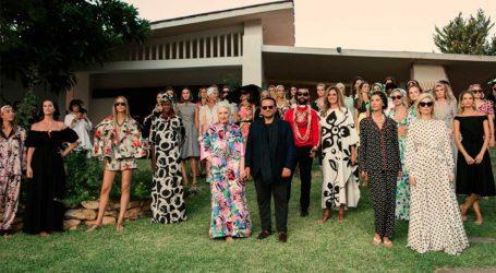 Vassilis Zoulias: Yπέρκομψες δημιουργίες κι ένα ξεχωριστό fashion show για την S/S 2022