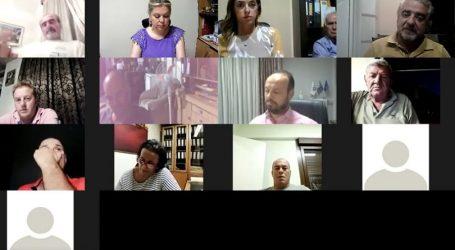 Προβληματισμός στο Δ.Σ. Μουζακίου για την καθυστέρηση ανακατασκευής του περιφερειακού της πόλης και για τα έργα του «Ιανού» (+Βίντεο)