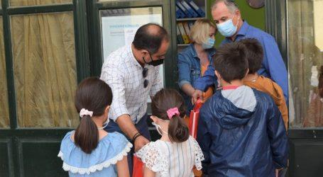 Σχολικά είδη για μαθητές από το Κοινωνικό Παντοπωλείο του Δήμου Καρδίτσας